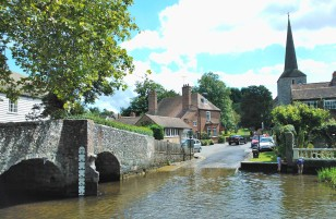 Eynsford really is quite beautiful.